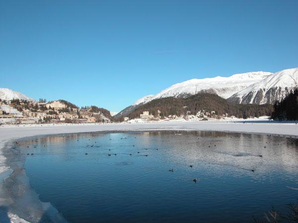 Lago si san moritz