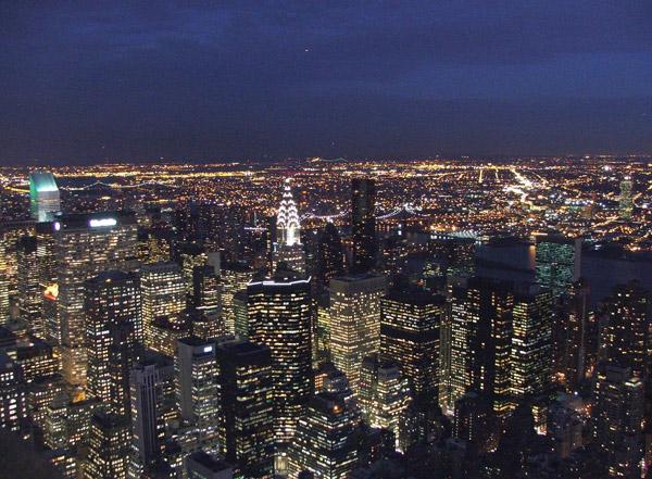 Le foto new york